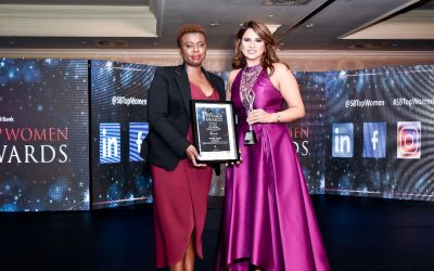 Breaking barriers to entry: Mariam Cassim, CO, Financial Services, Vodacom