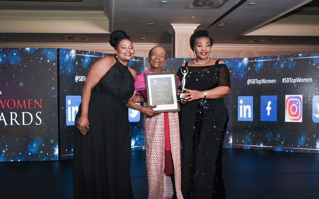 Remembering Standard Bank Top Women Life Time Achievement Award Winner Mary Twala