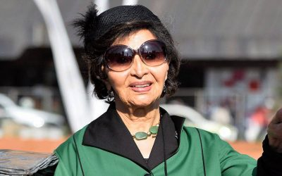 Sophie Williams-De Bruyn – one of the 5 (s)heroes who led the 1956 Women's March